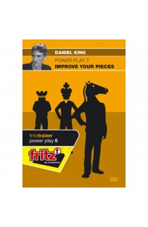 POWER PLAY - Improve Your Pieces - Daniel King - VOLUME 7