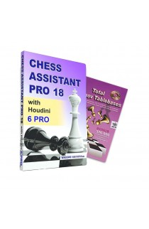 Chess Assistant 18 Mega package with Houdini 6 PRO
