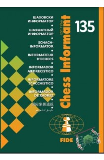 Chess Informant - Issue 135