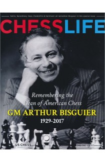 CLEARANCE - Chess Life Magazine - July 2017 Issue