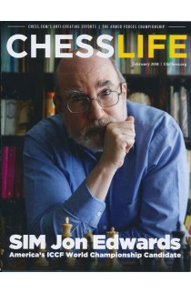 CLEARANCE - Chess Life Magazine - February 2018 Issue