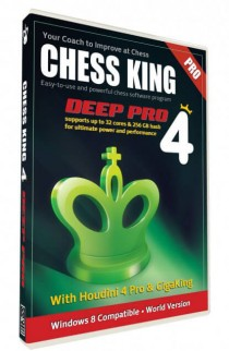 DOWNLOAD - Chess King 4 Pro with Houdini 4 Pro and GigaKing Database