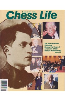 CLEARANCE - Chess Life Magazine - January 1994 Issue