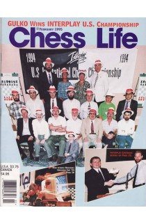 CLEARANCE - Chess Life Magazine - February 1995 Issue