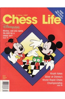 CLEARANCE - Chess Life Magazine - April 1997 Issue