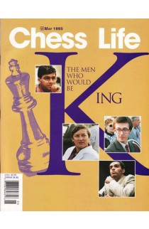 CLEARANCE - Chess Life Magazine - May 1995 Issue