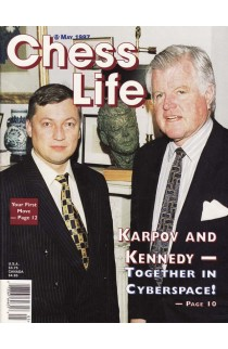 CLEARANCE - Chess Life Magazine - May 1997 Issue