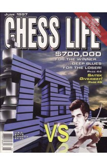 CLEARANCE - Chess Life Magazine - June 1997 Issue
