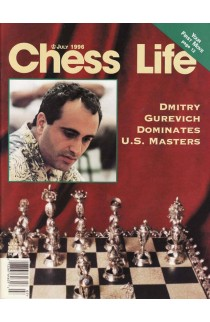 CLEARANCE - Chess Life Magazine - July 1996 Issue