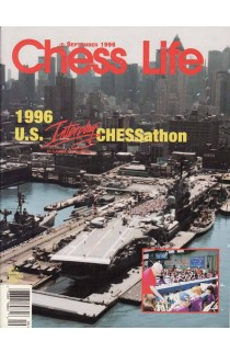 CLEARANCE - Chess Life Magazine - September 1996 Issue
