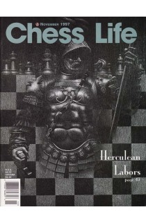 CLEARANCE - Chess Life Magazine - November 1997 Issue