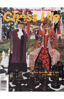 CLEARANCE - Chess Life Magazine - December 1994 Issue