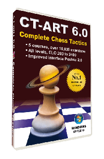 Chess Tactics - CT-ART 6.0