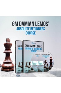 GM Damian Lemos' Absolute Beginners Course - 2 Disc - Over 6 Hours of Content!