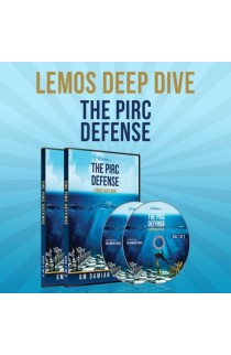 E-DVD - Lemos Deep Dive - #8 - The Pirc Defense - GM Damian Lemos - Over 9 Hours of Content!