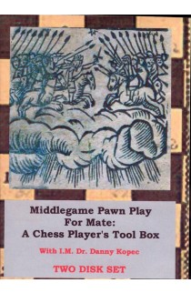 KOPEC DVD - Middlegame Pawn Play for Mate