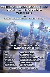 E-DVD FOXY OPENINGS - VOLUME 85 - Essential Chess Tactics Easily Explained