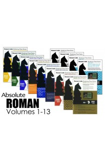 Absolute Roman - Volumes 1-13 (13 DVDs)