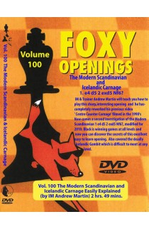 E-DVD FOXY OPENINGS - VOLUME 100 - The Modern Scandinavian & Icelandic Carnage