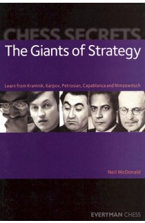 EBOOK - Chess Secrets - The Giants of Strategy