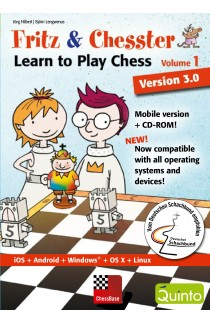 Learn to Play Chess With Fritz and Chesster - Vol. 1