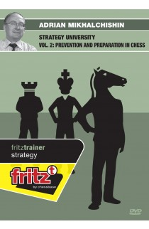 STRATEGY UNIVERSITY - Prevention and Preparation - Adrian Mikhalchishin - VOLUME 2