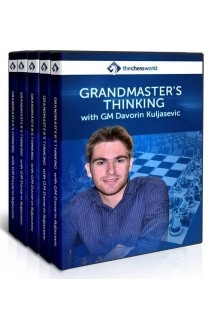 E-DVD Grandmaster's Thinking with GM Davorin Kuljasevic