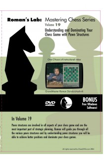 ROMAN'S LAB - VOLUME 19 - Understanding Your Chess Game With Pawn Structures