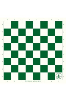 """The House of Staunton Vinyl Chess Board - 2.25"""" Squares"""
