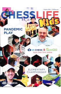 Chess Life For Kids Magazine - October 2020 Issue