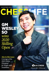 Chess Life Magazine - February 2021 Issue
