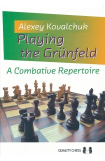 PRE-ORDER - Playing the Grunfeld - PAPERBACK