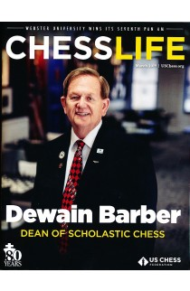 CLEARANCE - Chess Life Magazine - March 2019 Issue