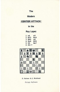 CLEARANCE - The Modern Center Attack in the Ruy Lopez