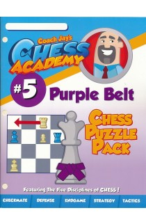 Coach Jay's Chess Academy - #5 Purple Belt Puzzles