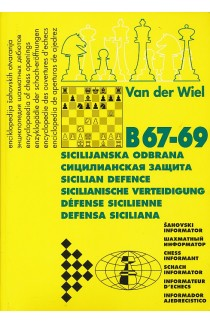 CLEARANCE - Encyclopaedia of Chess Openings - Sicilian Classical Richter-Rauzer Variation (B67-69)