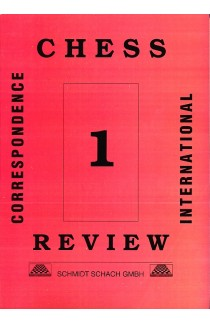 CLEARANCE - International Correspondence Chess Review - VOL. 1