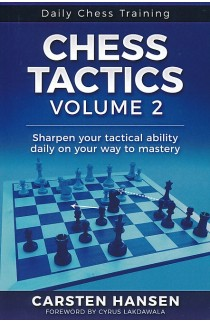 Daily Chess Training - Chess Tactics - Vol. 2