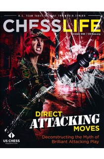 CLEARANCE - Chess Life Magazine - October 2018 Issue