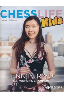 CLEARANCE - Chess Life For Kids Magazine - June 2019 Issue