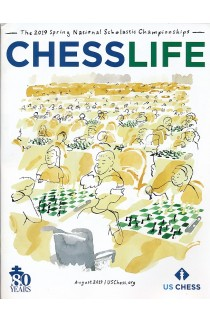 Chess Life Magazine - August 2019 Issue