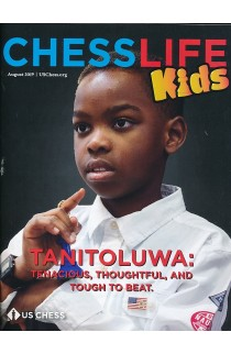 Chess Life For Kids Magazine - August 2019 Issue