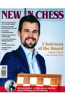 New In Chess Magazine - Issue 2020/7