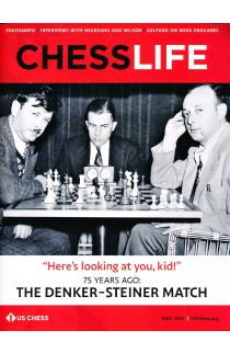Chess Life Magazine - May 2021 Issue