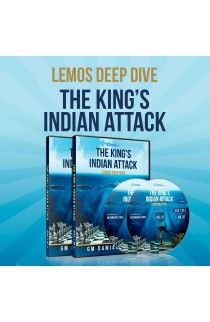 E-DVD - Lemos Deep Dive - #7 - The King's Indian Attack - GM Damian Lemos - Over 8 Hours of Content!