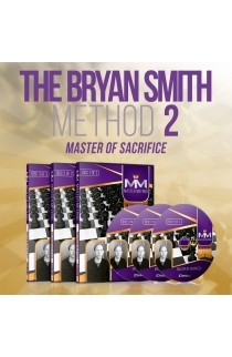 E-DVD - MASTER METHOD - The Bryan Smith Method 2 – GM Bryan Smith - Over 14 hours of Content!