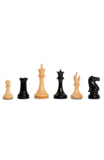 """The Camaratta Collection - The 1849 Collector Series Luxury Chess Pieces - 4.4"""" King"""