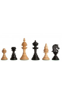 """The Bristol Series Timeless Chess Pieces - 4.5"""" King"""