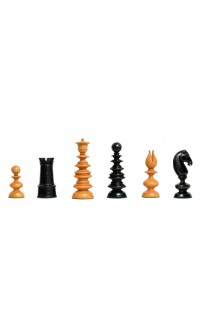 "The Calvert Series Luxury Chess Pieces - From the Camaratta Collection - 4.4"" King"
