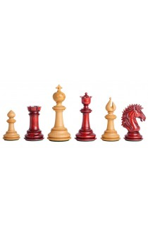"""The Camelot Series Artisan Chess Pieces - 4.4"""" King"""